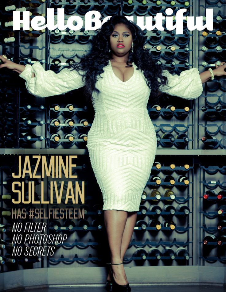 Voluptuously Delicious - knowledgeshawty: because i want jazmine sullivan...