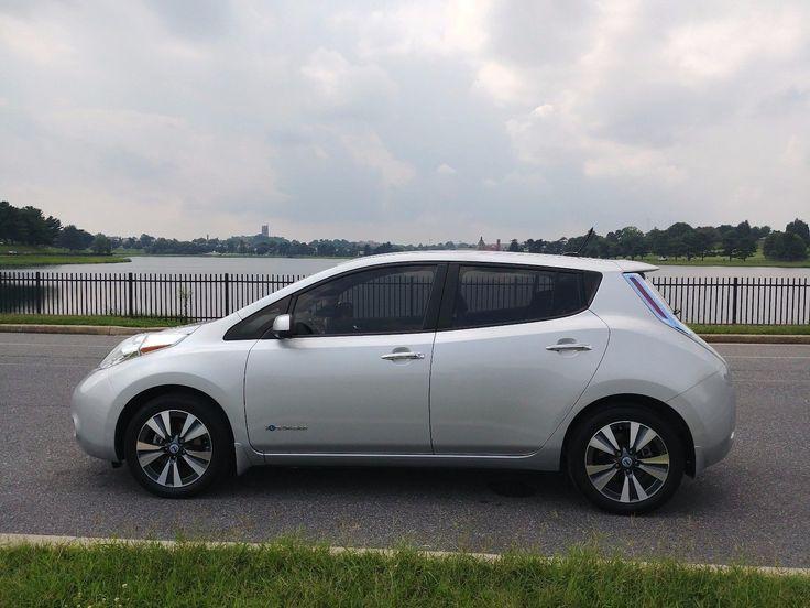 Nice Great 2013 Nissan Leaf SL 4dr Hatchback 19K mi | Premium & Cold Weather Options | Bose | 360-View Camera | DC FastCharge 2018 Check more at http://24cars.tk/my-desires/great-2013-nissan-leaf-sl-4dr-hatchback-19k-mi-premium-cold-weather-options-bose-360-view-camera-dc-fastcharge-2018/