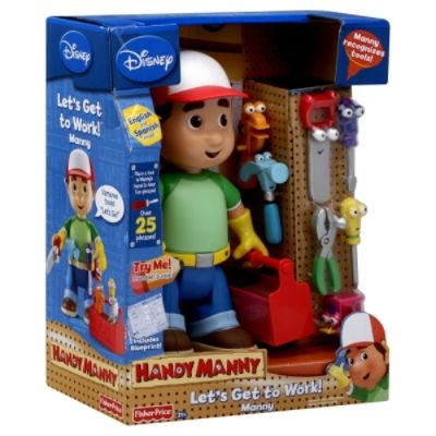 Handy Manny, 1 toy $21.98