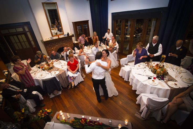First Dance in the Wine Room