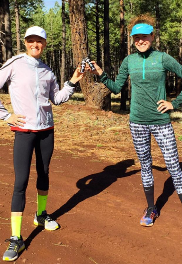 Road to Rio: Marathoners Shalane Flanagan and Amy Cragg