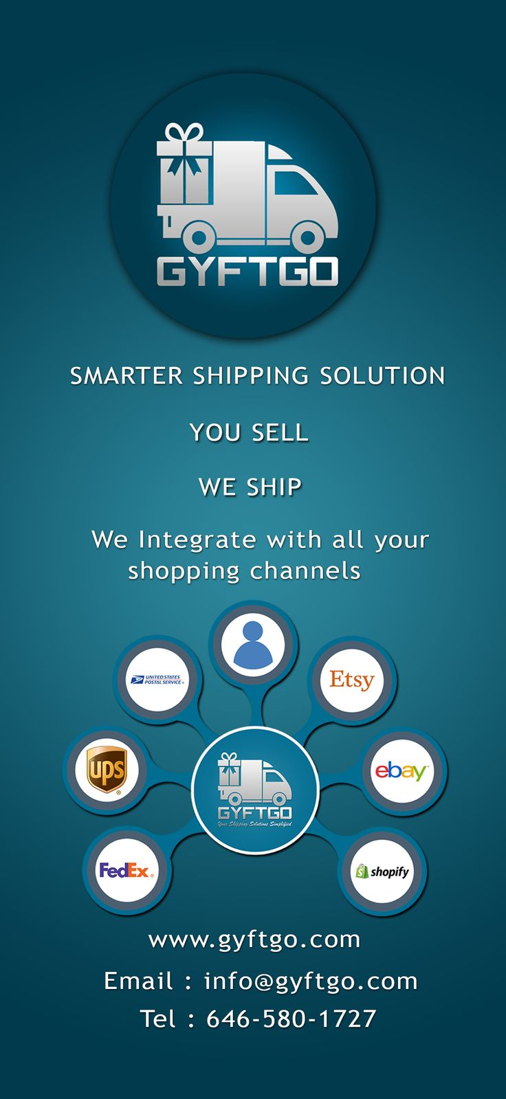 B2B Shipping Solutions - Gyftgo's seamless management system helps you save time and money from the get go.  Grow Your Business With Smarter Shipping Solutions From GyftGo CALL NOW 646-580-1727