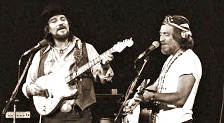 Let Waylon & Willie Take You 'Back To The Basics' With Iconic Duet 'Luckenbach, Texas'