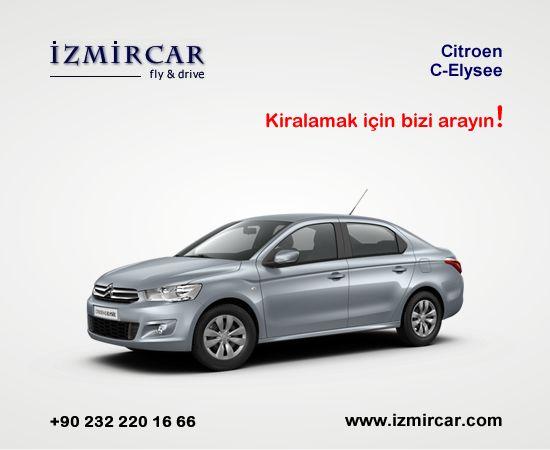 İzmir Havalimanı Kiralık Araba | Rent A Car Izmir