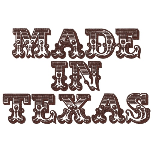 Made in Texas....