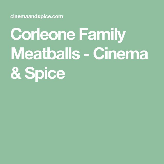 The Godfather Quotes About Family: 1000+ Ideas About Corleone Family On Pinterest