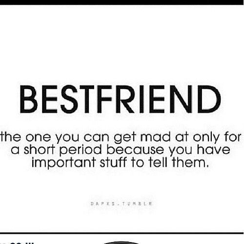 Bestfriends...