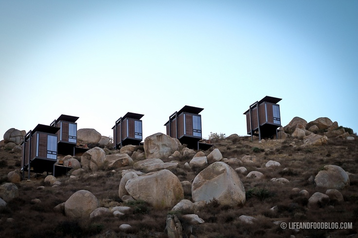 Our recent stay at the beautiful Hotel Endémico in Valle de Guadalupe, BC.
