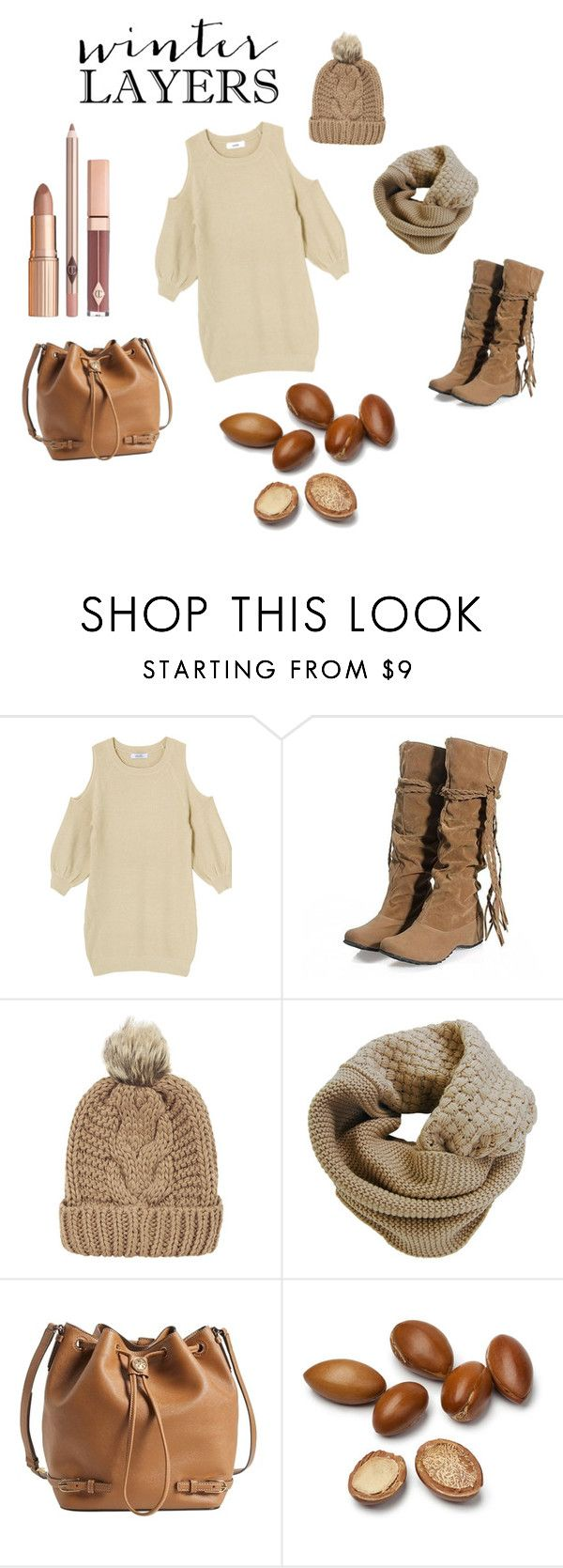 Untitled #91 by nashrinsabila on Polyvore featuring Tory Burch, Humble Chic, Chicnova Fashion, women's clothing, women's fashion, women, female, woman, misses and juniors