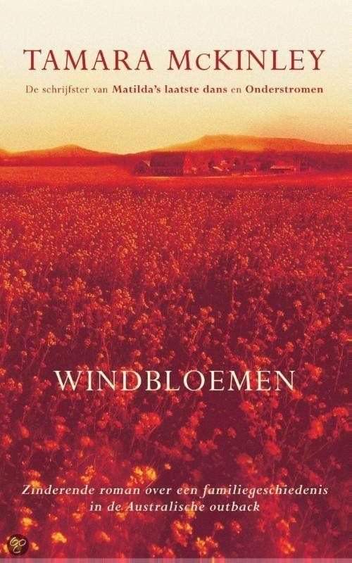 Windbloemen - Tamara McKinley