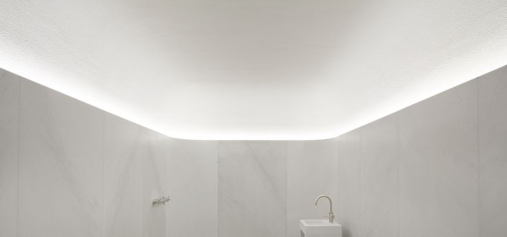 Rounded Ceiling With Light Cove 4seasonsspa Details