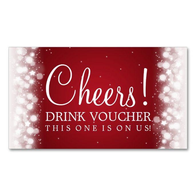 1462 best Voucher Card Templates images on Pinterest Ship - free christmas voucher template