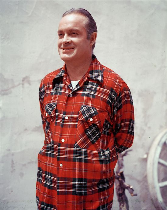 """8 of the Best Vintage Christmas Quotes - """"My idea of Christmas, whether old-fashioned or modern, is very simple: loving others. Come to think of it, why do we have to wait for Christmas to do that?"""" – Bob Hope TownandCountryMag.com"""
