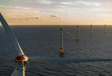 Rhode Island Gears Up For First Electricity From Block Island Wind Farm