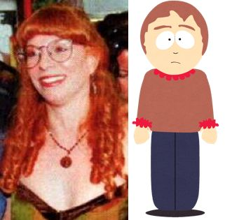 Sharon Marsh [Mary Kay Bergman] - South Park