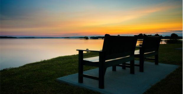 Sit back and enjoy the view! #claytonny #thousandislands #1000islands