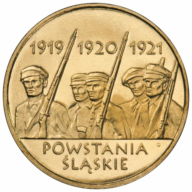 Powstania Śląskie kapsel (z obiegu)