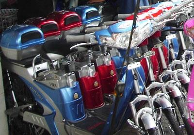 Xe đạp điện - xe dap dien - xe đạp điện yamaha, honda, suzuki