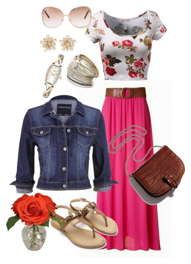 """Rose"" by kdorisz on Polyvore"