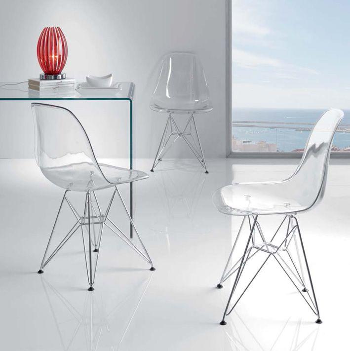 Moderne designstoler, modell HELIKE. www.dekorasjondesign.com, din komplette nettbutikk av designmøbler. (bilde 1)