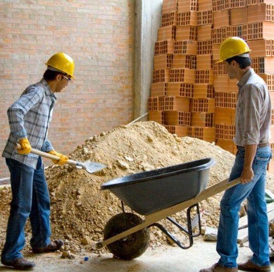 Harga Upah Tukang Pekerja Bangunan