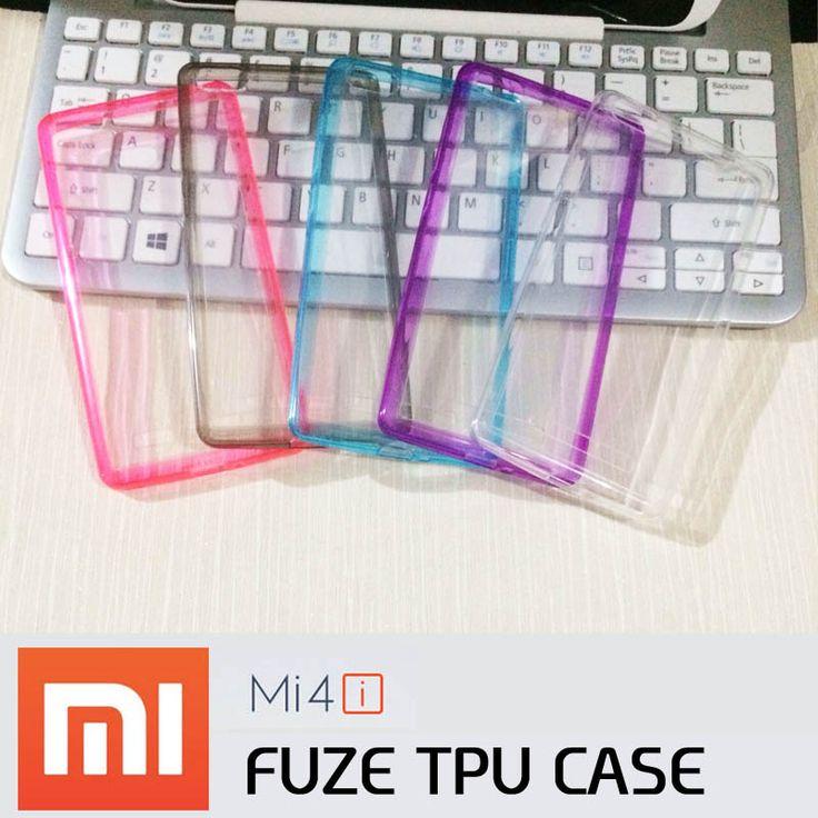Fuze TPU Case Xiaomi Mi4i - Rp 65.000 - kitkes.com