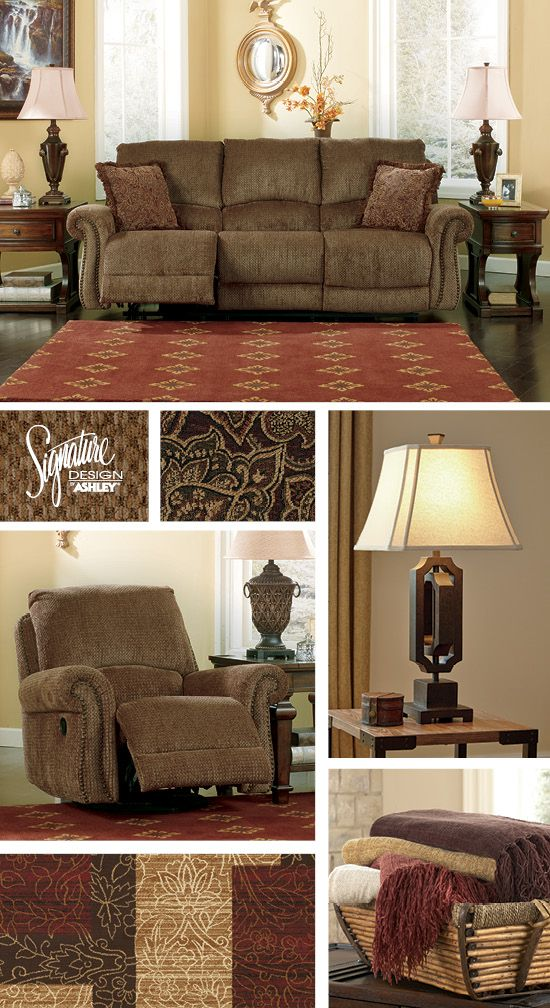 Macnair Reclining Sofa Traditional Living Room Furniture