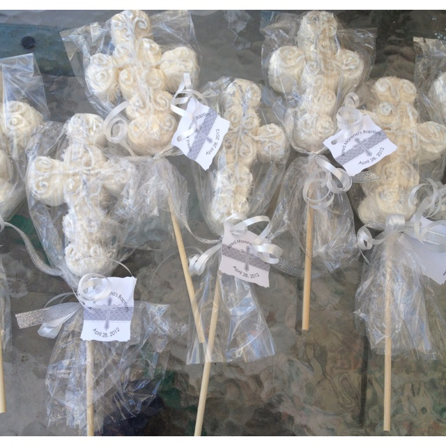 Baptism Favors | Baptism Party Decorations http://www.bigdotofhappiness.com/other-events/baptism/baptism-themes/girl-baptism-themes/blessings-baptism-theme.html