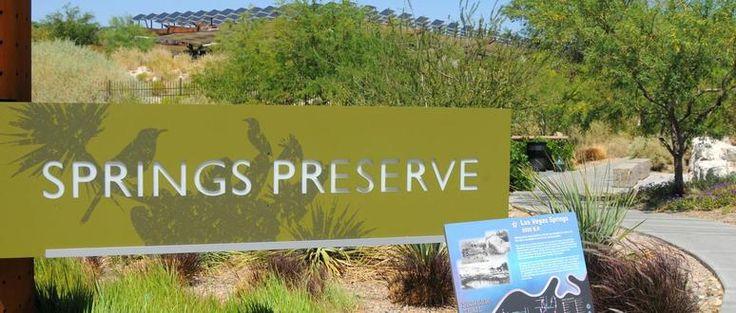Springs Preserve - Las Vegas Activities