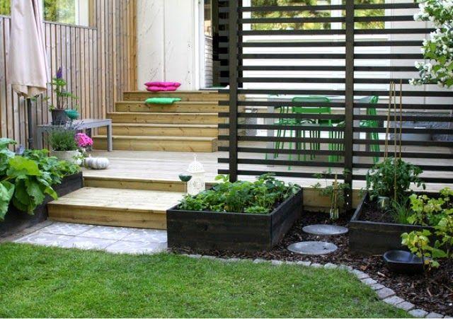 Vitfärg och Kompost: Altanspekulationer