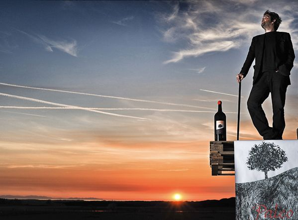 20 портретов на 20 лет Paleo Rosso. Серия фотографий рассказывает историю вина из Болгери