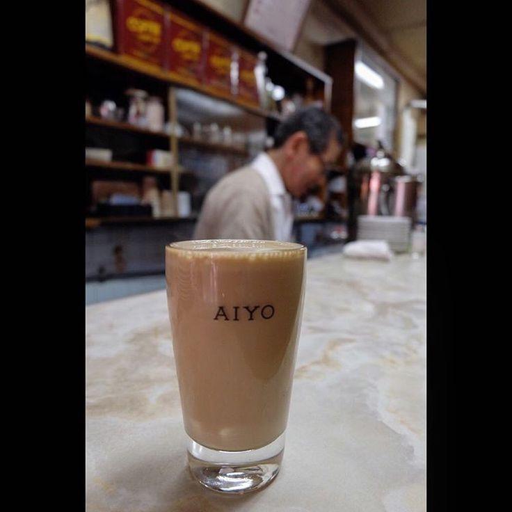 いいね!62件、コメント3件 ― Hideki.Iさん(@panavision7)のInstagramアカウント: 「ホットミルク珈琲をお願い致します!あいよー!(笑)」