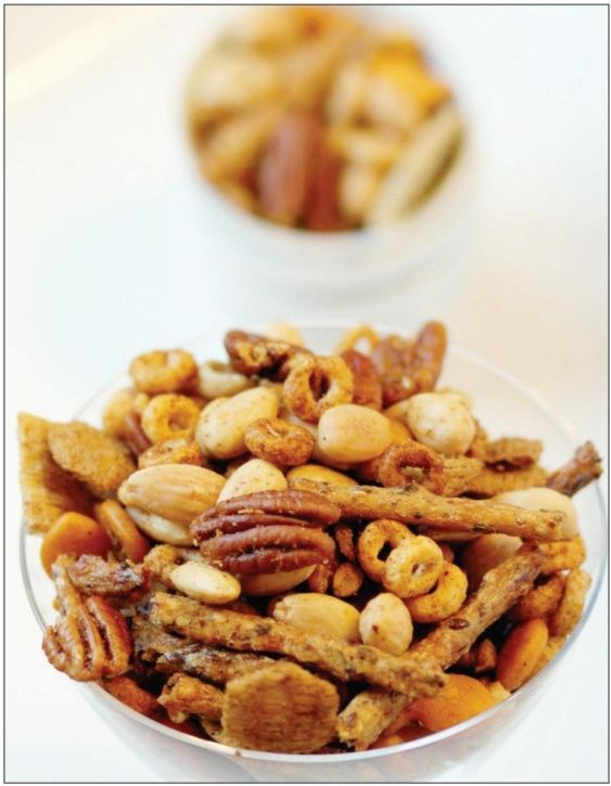 Make your own low-sodium party snacks - Life - Times Colonist