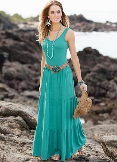 Vestidos de moda ¡Looks Fabulosos!   101 Vestidos de Moda   2017 - 2018
