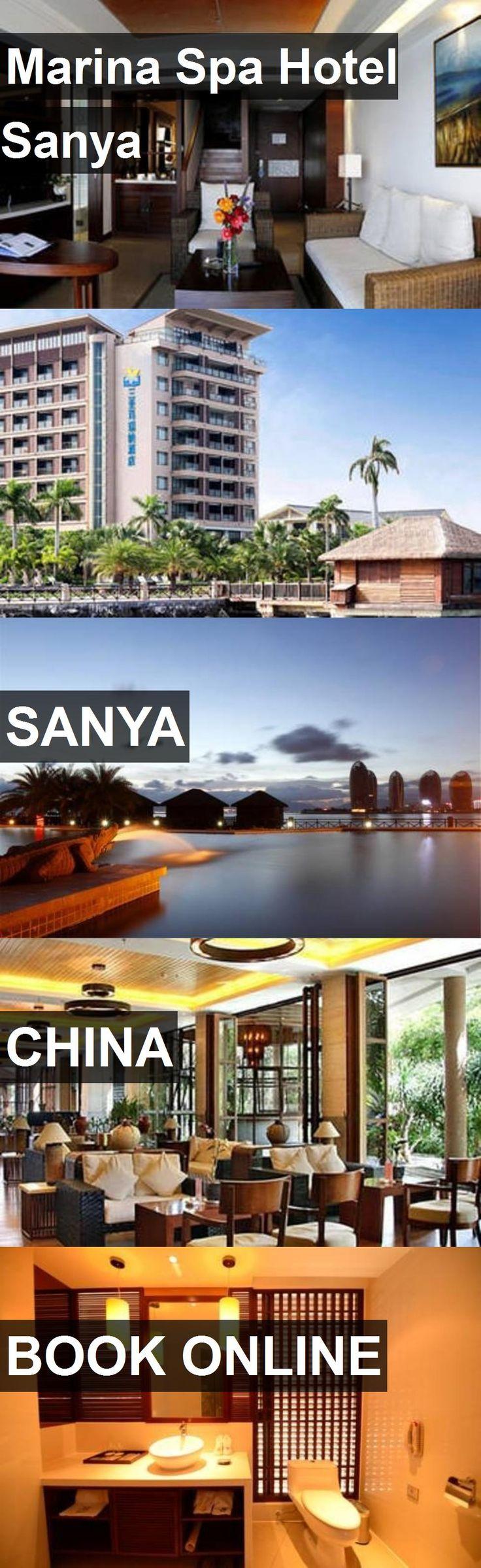 Hotel Marina Spa Hotel Sanya in Sanya, China. For more information, photos, reviews and best prices please follow the link. #China #Sanya #MarinaSpaHotelSanya #hotel #travel #vacation