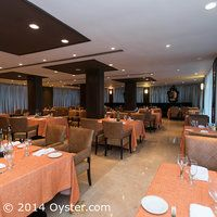 Ciao Restaurant at the Hard Rock Hotel Cancun