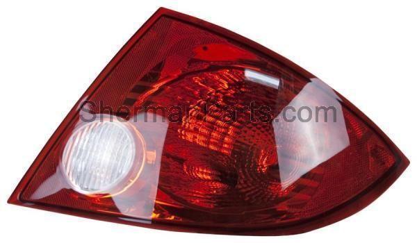 2005-2010 Chevy Cobalt Tail Lamp RH (NSF)