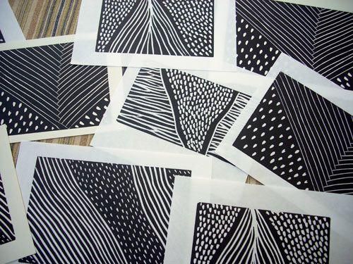 best 25+ linoleum block ideas on pinterest   linoleum block