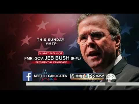 Chuck Todd: Mood after GOP debate 'felt like a wake' for Jeb Bush