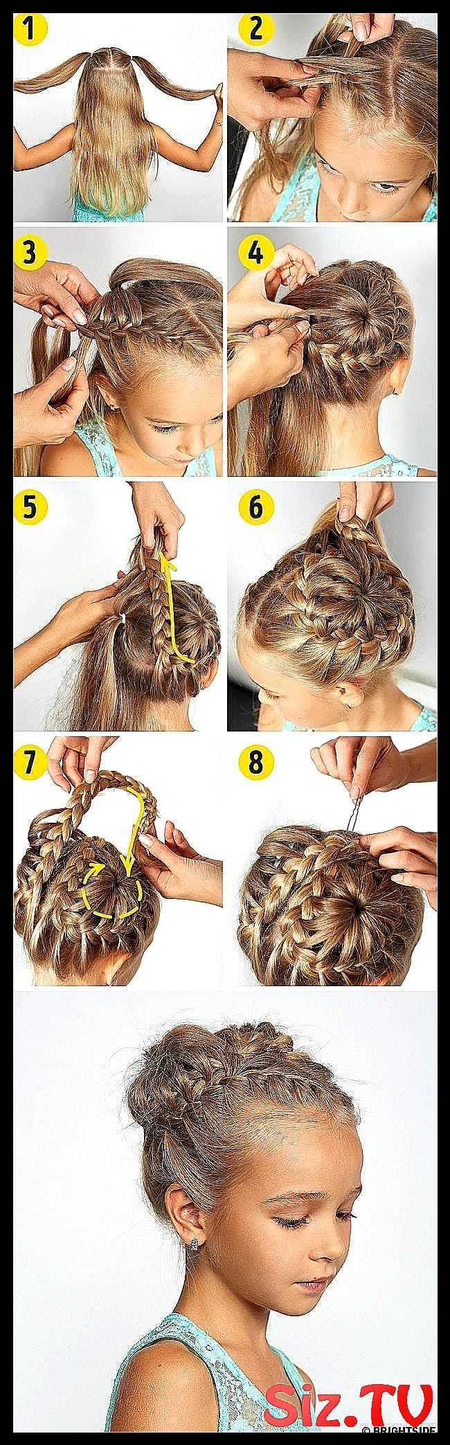 4 simple easy and fast hairstyles for #classpintag #the #simple #explore #phobes