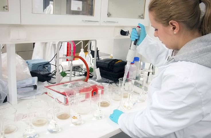Chemistry and Environmental Laboratory
