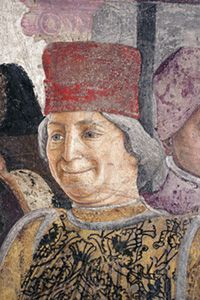 PALAZZO SCHIFANOIA FERRARA Duca Borso d'Este