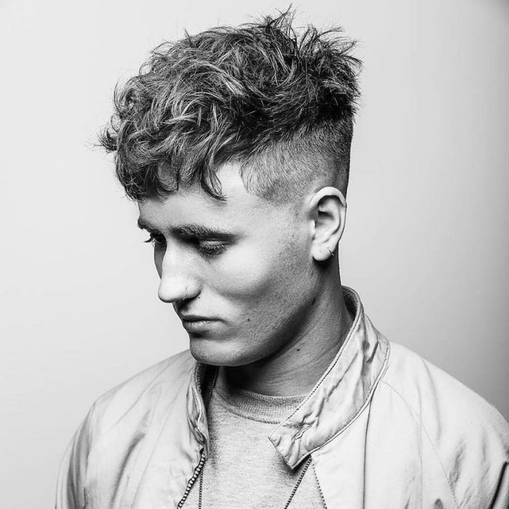 charliegray248_and cool curly textured crop haircut for men