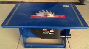 "Mesin Gergaji Meja/Table Saw 8"" Mollar"