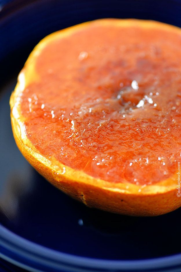 Broiled Grapefruit | 25 Easy Breakfasts To Jumpstart Your Day