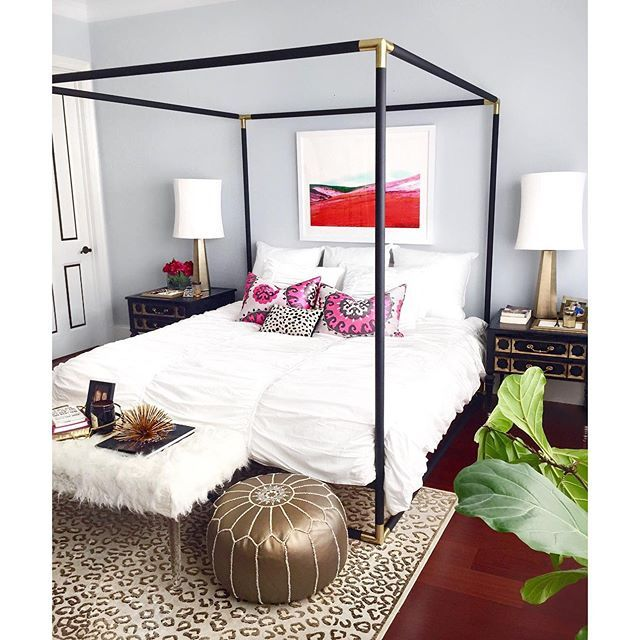 canopy bed master bedroom best 25 metal canopy bed ideas on metal 14698