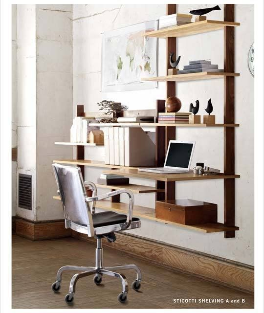 Best Desks For Small Spaces 35 best small space desk solutions images on pinterest | woodwork