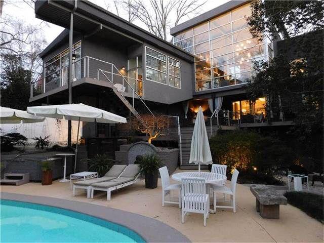 Single Family Home For Active At 170 Robin Hood Road Atlanta Georgia 30309 United States