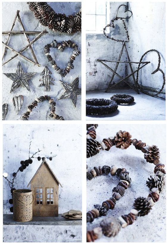 I'm dreaming of a rustic Christmas...