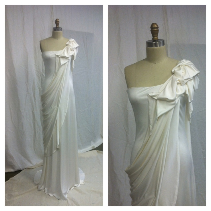 East Bay Street Gown  @Carol Hannah Whitfield